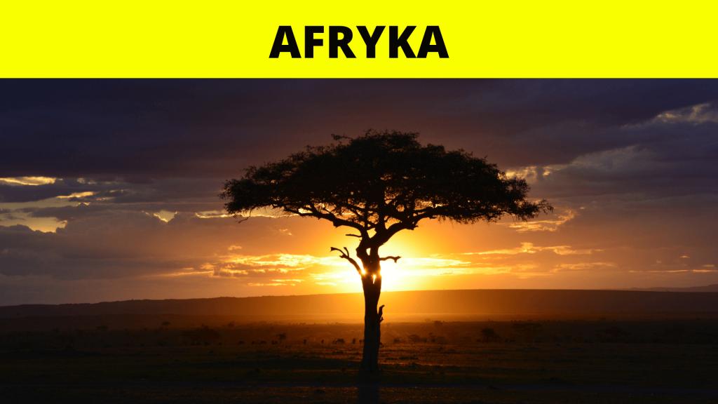 Afryka warsztaty dla dzieci