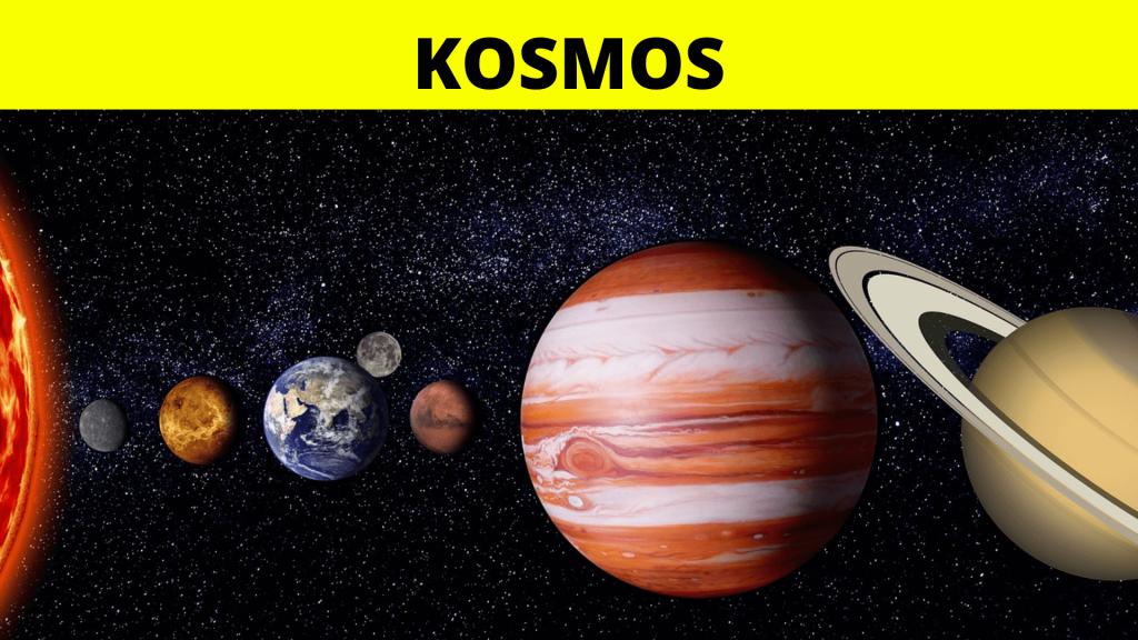 Kosmos warsztaty dla dzieci