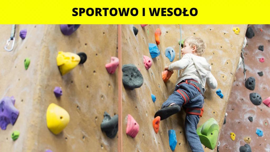Półkolonie letnie dla dzieci turnus Sportowo i Wesoło