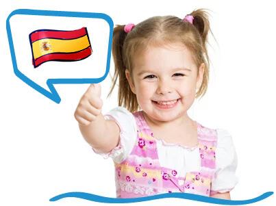 Hiszpański dla dzieci 2-3 lata bebé español