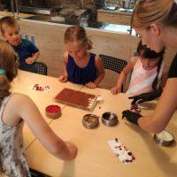 robienie czekolady ferie