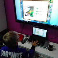 interaktywna nauka