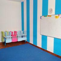 Sala niebieska retkinia baby english center