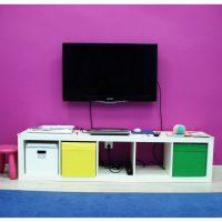 TV-sala-pink-baby-english-center