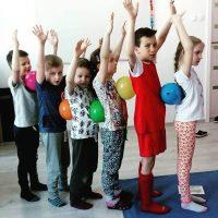 angielski przez zabawę dla dzieci w baby english center