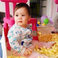 Hiszpański dla dzieci - bebe espanol - chrupki