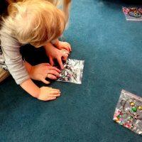 Hiszpański dla dzieci - bebe espanol - folie sensoryczne