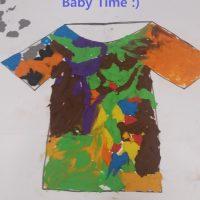 Hiszpański dla dzieci - bebe espanol - Koszulki własnej roboty