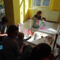 Hiszpański dla dzieci - bebe espanol - Malowanie na folii