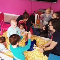 Hiszpański dla dzieci - bebe espanol - w chrupkach można wszystko
