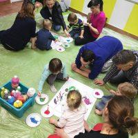 Hiszpański dla dzieci - bebe espanol - tworzymy plakaty