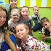 dzieci kochają angielski w baby english center